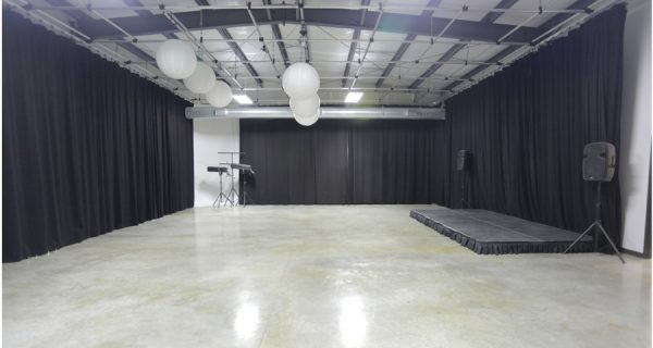 state-of-the-art studio space that is perfect for corporate seminars