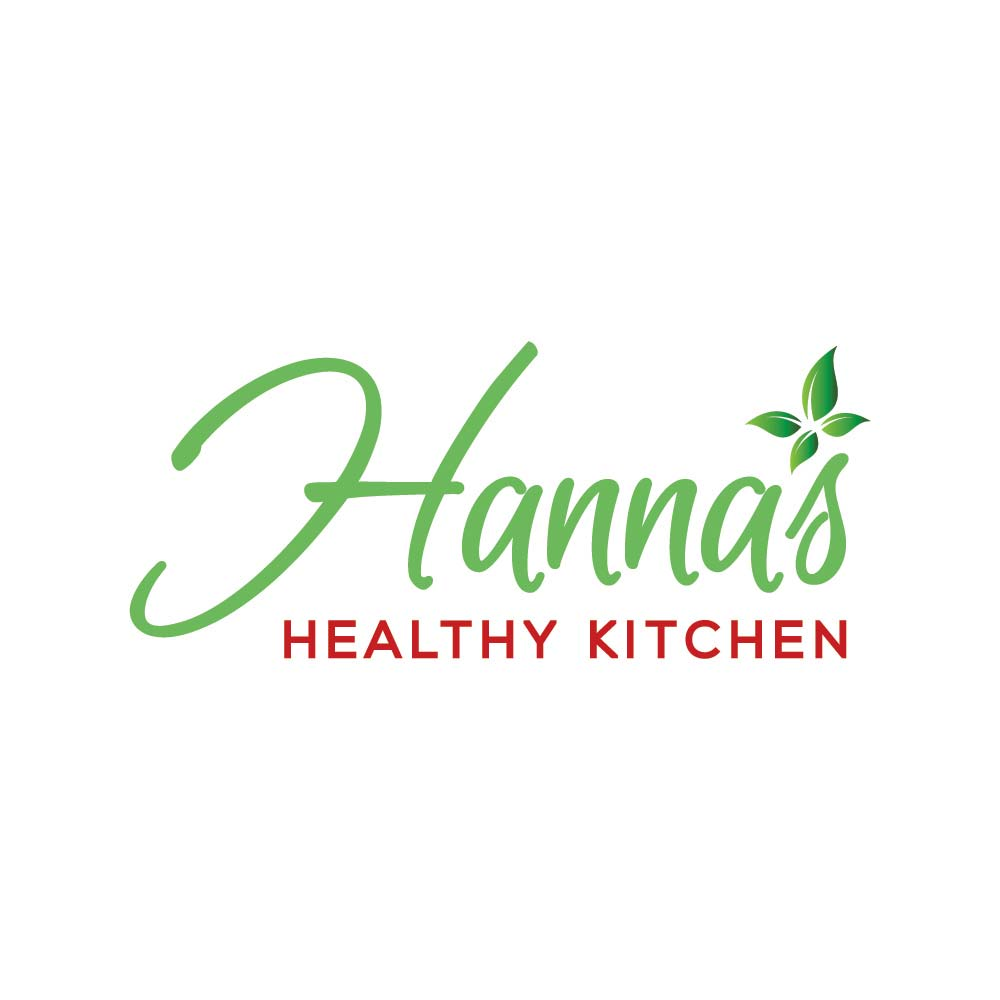 Logo Design for Hanna's Healthy Kitchen