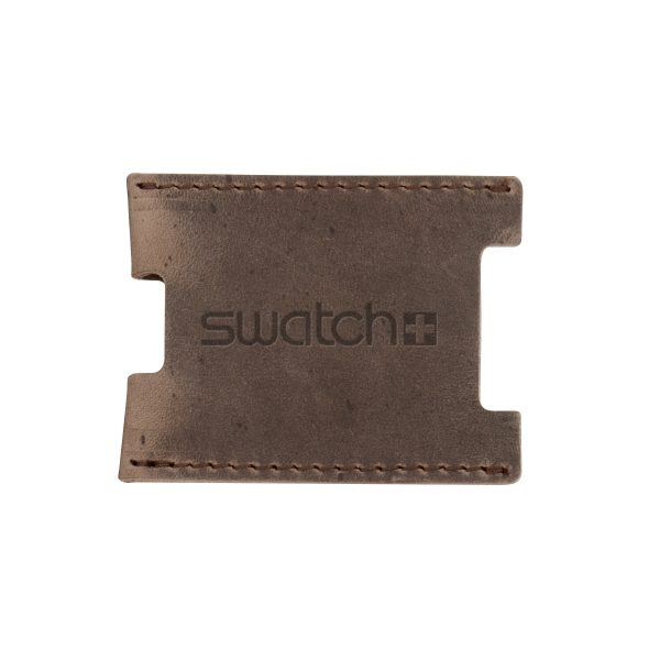 Leather Credit Card Sleeve   Holiday Gift Guide 2019