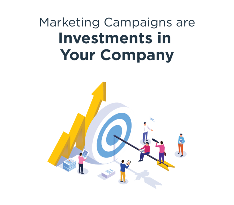 Marketing Campaigns are Investments In Your Company