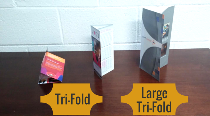 Tri-Fold Brochure Designs and Format Examples