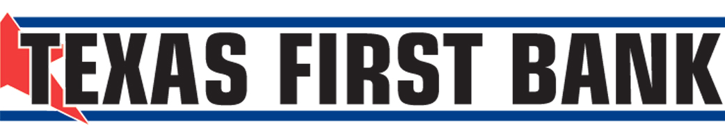 Texas First Bank Logo