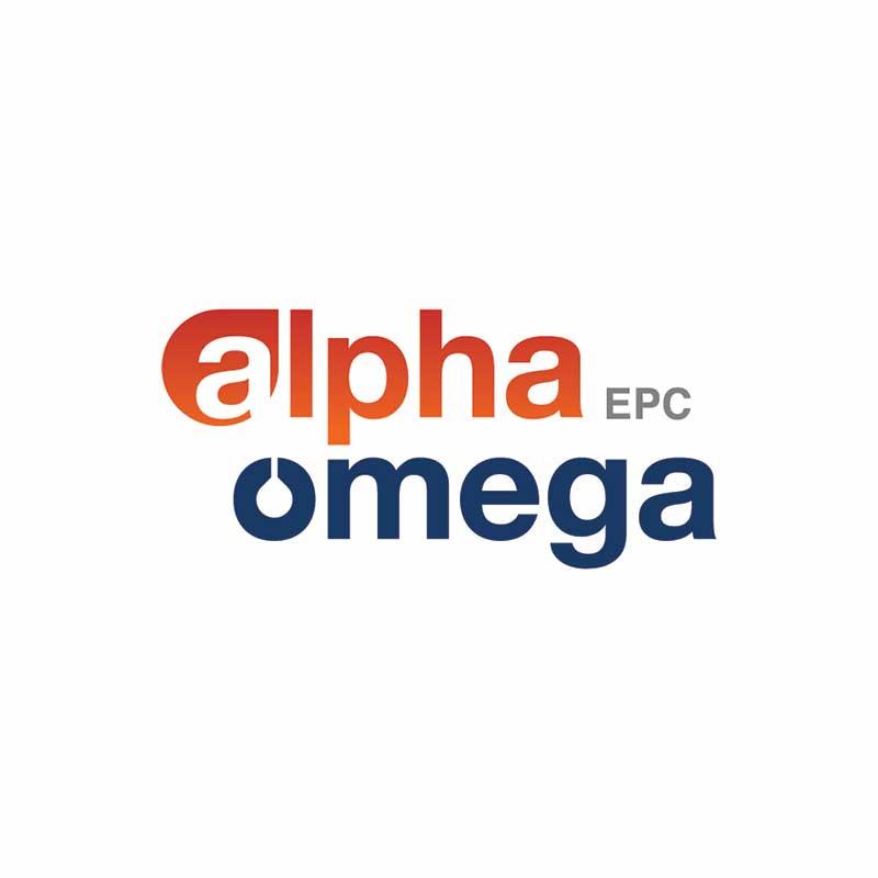 LOGO Design Alpha Omega