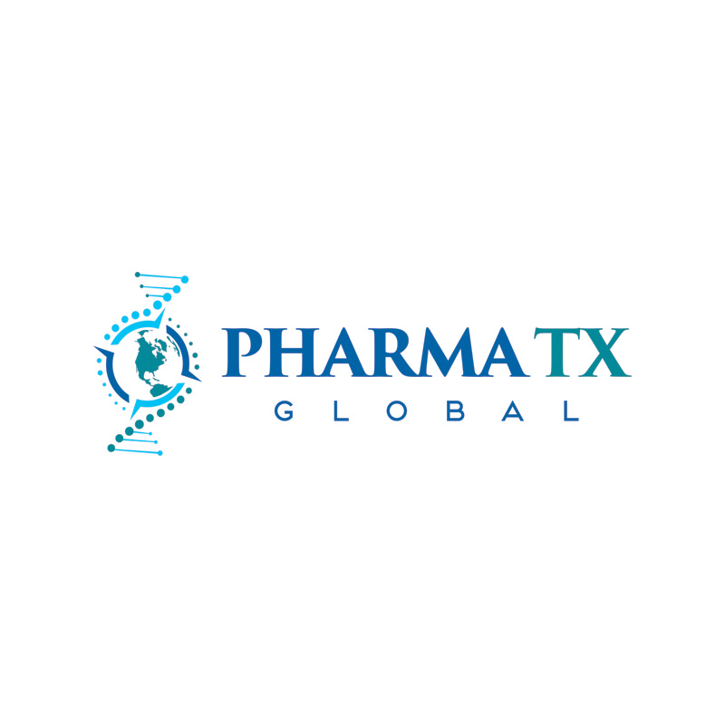 Logo Design Pharma TX Global